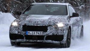 Фотошпионы выложили изображения BMW M35i