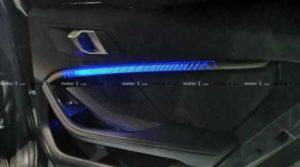 Салон нового BMW 1 Series