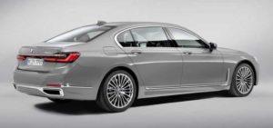 Крупных и мощных моторов V8 и V12 в следующем поколении BMW 7 серии не будет