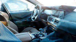 Появились фото интерьера BMW X6 M 2021