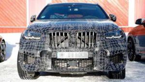 BMW X6 M 2021