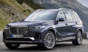 Появилась новая реклама BMW X7