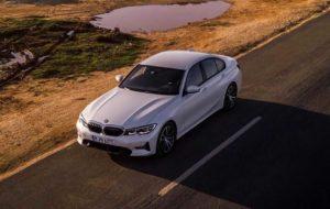 BMW собирается выпустить 330e Touring G21