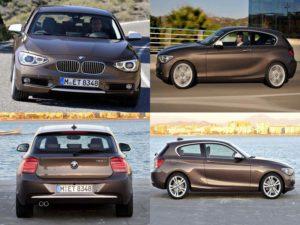 Внешний вид BMW 1 F20 5-дверный хэтчбек