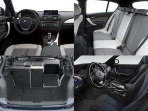 Салон BMW 1 F20