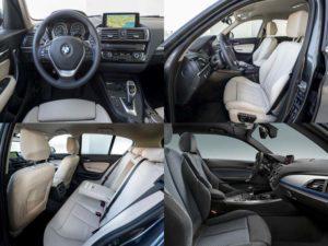 Салон BMW 1 F20 рестайлинг